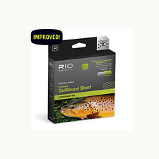 Rio InTouch Freshwater Outbound Short Fly Line I/S6, Free Ship** & Free Backing!