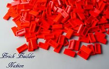 ☀️NEW! Lego 1x2 RED Flat Finishing Tile Plate Piece Part Bulk lot LEGOS #3069