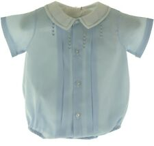Boys Newborn Blue Bubble Take Home Outfit Feltman Brothers