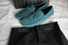 New $495 Ermenegildo ZEGNA 11US Driving Shoes moccasin Loafers @@ SUPER DEAL@@