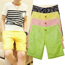 Fashion Mens Summer Casual Sports Pants Shorts Trousers Cargo Pants US