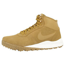 NIKE HOODLAND SUEDE BOOTS WINTER BOOTS SHOES HAYSTACK BEIGE 654888-727 MANOA