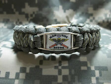 U.S. Marine Corps Special Operations Command MARSOC RECON Paracord Bracelet