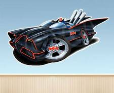 Batmobile Original TV Gotham Hero Cartoon WALL GRAPHIC DECAL MAN CAVE KIDS ROOM