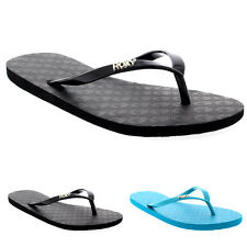 Womens Roxy Viva II Beach Sandal Rubber Summer Holiday Thong Flip Flops US 6-11
