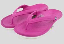 Crocs Duet Flip Berry Oyster Men Women All Size 4 5 6 7 8 9 10 11 12 13