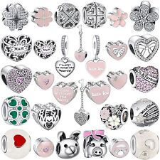 Special Luxury Brand Jewelry 925 Silver Charms Bead For Fashion Bracelets Bangle