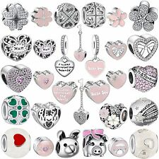 Special Luxury Brand Jewelry Charms Bead For Fashion 925 Silver Bracelets Bangle