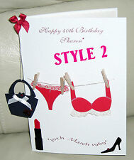 LARGE CUSTOM MADE PERSONALISED BIRTHDAY PHOTO CARD LIVERPOOL/SOUTHEND FC ETC