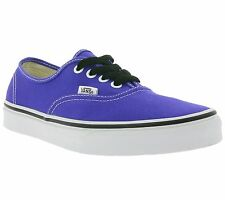 NEW Vans Authentic Shoes Trainers Purple VN-0TSV922 Skate shoes SALE