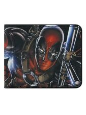 Marvel Deadpool Action Pose Bi-Fold Wallet