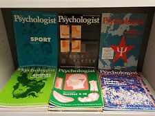 'The Psychologist' Magazine - 33 Magazine Collection! (ID:35621/S)