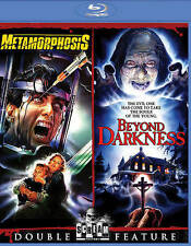 Metamorphosis/Beyond Darkness (Blu-ray Disc, 2015) NEW! Read Description