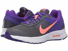 NIKE AIR RELENTLESS 5 GREY PURPLE PINK WOMENS RUNNING SHOES **FREE POST AUST