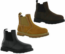 Groundwork Dealer Safety Steel Toe Cap Water Resistant Work Boots Shoes UK7-11