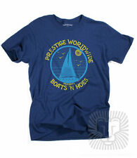 BOATS N HOES Prestige Worldwide Funny Step Brothers Catalina Wine Mixer T-Shirt