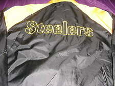 Pittsburgh Steelers Lightweight Pullover Jacket Large
