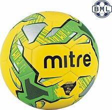 MITRE IMPEL TRAINING FOOTBALL - YELLOW/GREEN - SIZES 3 - 4 - 5