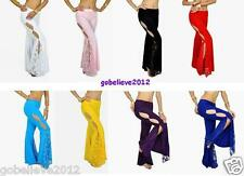 Brand New Sexy Yoga And Belly Dance Pants 9 Colors Free Shipping