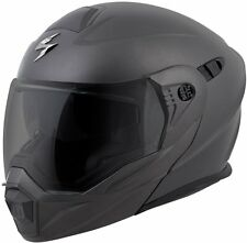 Scorpion EXO-AT950 Versatile Modular Helmet Matte Black Free Size Exchanges