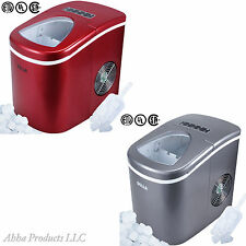 Digital Portable Countertop Ice Cube Maker Electric Icebox Machine 26 lbs/day