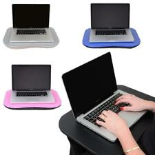 Portable Cushioned Laptop Computer Reading Writing Homework Lap Tray Desk Table