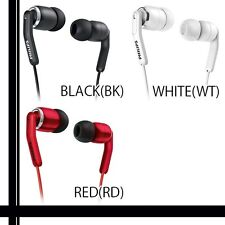 PHILIPS Earphone In-Ear Headphone SHE9720 Choose Color SHE9700 Series Japanese
