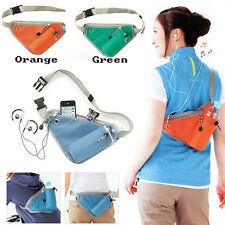 New Sports Waist Bum Bag Running Jogging Water Bottle Fanny Pack Triangle Pouch