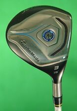 TOUR ISSUE TaylorMade Jetspeed Long Hosel 15° 3 Wood Graphite Extra Stiff