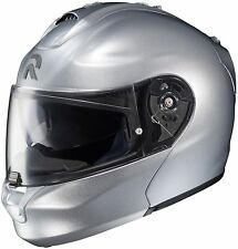 HJC RPHA MAX MODULAR Helmet - SILVER Adult Sizes XS-2XL
