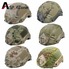Tactical Helmet Cover for Ops-Core Fast  AOR2,A-TACS, HLD, MR, Typhon