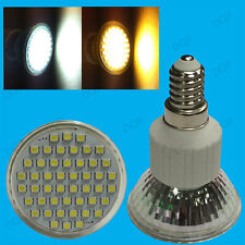 4x 5.6W E14 SES Epistar LED Spot Light Bulbs, UK Stock Daylight/Warm White Lamps