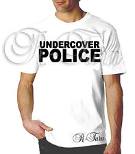 UNDERCOVER POLICE FUNNY RUDE HUMOR COLLEGE SEX OFFENSIVE T- shirt