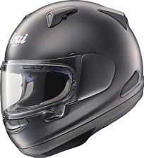 Arai Quantum-X Full Face Helmet Black Frost Snell Rated Free Size Exchanges