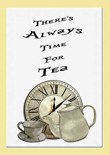 Time for Tea personalised tea towel ideal gift