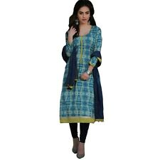 Ready Made Pure Lawn Cotton Printed Lace Salwar Kameez Indian-Asp-Illusive-05