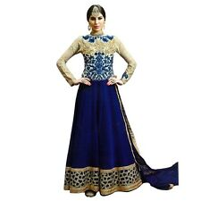 Designer Anarkali Wedding Salwar Kameez Suit Indian Bollwood-HL-Safeena-2773