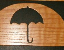 UMBRELLA OAK SOCK BLOCKERS by PURRFECTLY CATCHY DESIGNS
