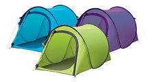 Rapid Pitch 2 Tent - 2 Man Pop Up Tent Ideal For Short Stay Camping or Festivals