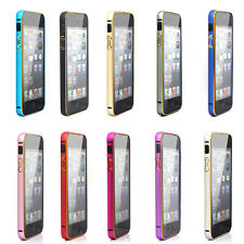 New Hot High Quality Luxury Aluminium Metal Frame Case Cover for iPhone 5/5S