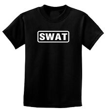SWAT Logo Child's One-Piece or T-Shirt 6 mos-XL Youth