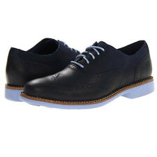Cole Haan Mens Great Jones Wingtip Lace Up Business Casual Fashion Dress Shoes