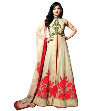Bollywood Wedding Anarkali Ready made Salwar Kameez Indian Pakistani-LT-90008