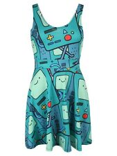 Adventure Time Beemo Skater Women's Dress