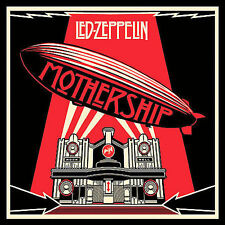 Mothership by Led Zeppelin (CD, Nov-2007, 2 Discs, Rhino (Label) SEALED