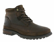 CAT Caterpillar Oatman Leather Ankle Lace Up Mens Boots UK6-12