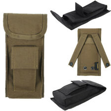 ROGISI Utility 1000D Cordura Molle Accessory Tools Pouch Flashlight Holster Case