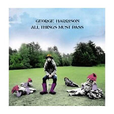 George Harrison - All Things Must Pass (2-CD Set) Hard case with colour booklet.