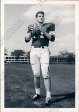 1964 Michigan State University Football Quarterback Dick Proebstle Press Photo