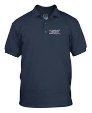 RESPIRATORY THERAPIST BREATHE EASY Embroidery Embroidered Golf Polo Shirt
